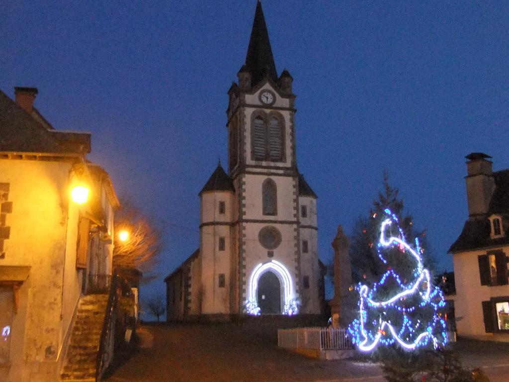 Éclairage de Noël-2