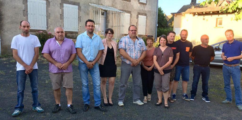 L'équipe municipale
